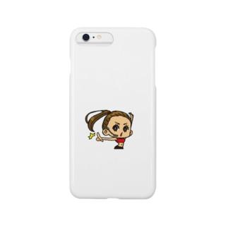 ビシ! Smartphone cases