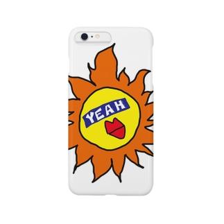 super sun  Smartphone cases