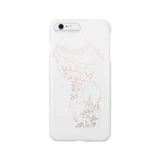 花の少女 Smartphone cases