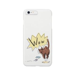 にゃおん! Smartphone cases