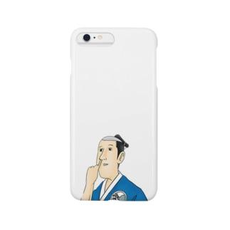 磯部磯兵衛 Smartphone cases