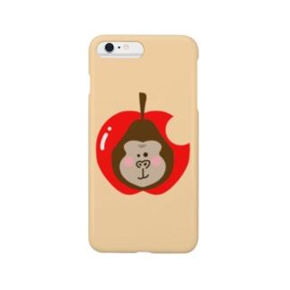 りんごりら Smartphone cases