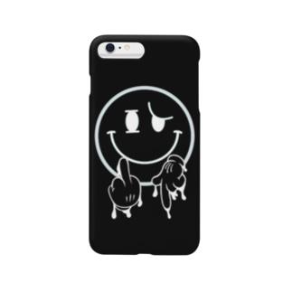 Dopest スマホケース ブラック Smartphone cases