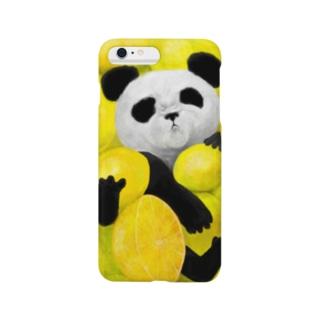 PANDA No.3 Smartphone cases