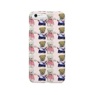ヒロとユキの夏服 Smartphone cases