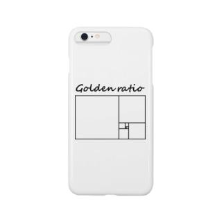 黄金比 Smartphone cases