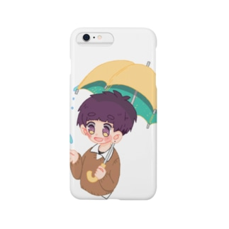 雨降り錦 Smartphone cases