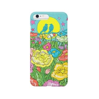 チャイナブルー Smartphone cases