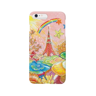 Tokyo Tower Smartphone cases