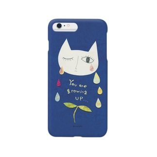 """You are growing up…""スマホケース Smartphone cases"