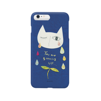 "A-nya.PoPo's Shopの""You are growing up…""スマホケース Smartphone cases"