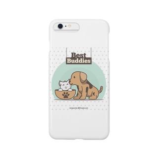 Best Buddiesシリーズ Smartphone cases