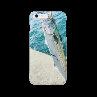 ノラミャオの鰆 Smartphone cases