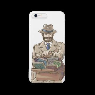 ショッピーのアイテムの鞄図書館スマートフォンケース