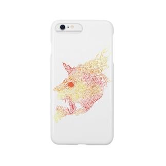 妖髑髏グッズ第二弾 Smartphone cases
