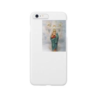 マリア様 Smartphone cases