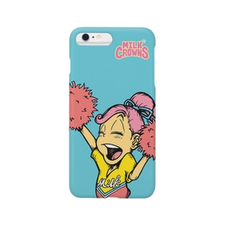 MILK cheer Smartphone cases