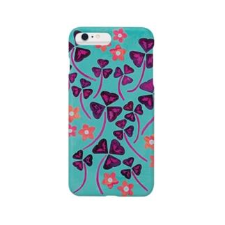 オキザリス Smartphone cases