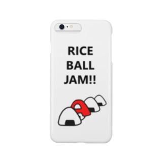 あんびくん(おにぎり) Smartphone cases