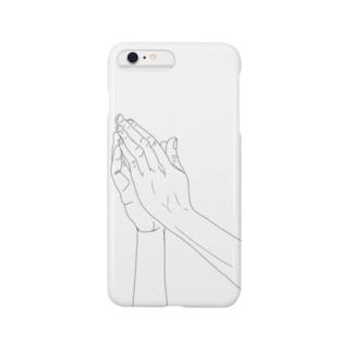 合掌 Smartphone cases