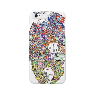color-code iphone case by F.W.W. スマートフォンケース