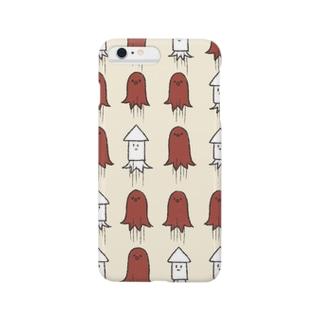 びゅんびゅん Smartphone cases
