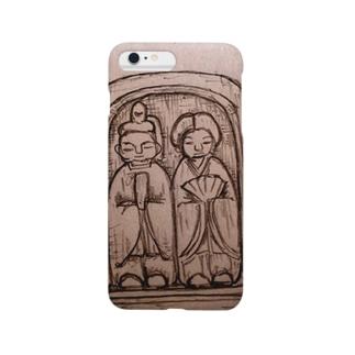 道祖神  Smartphone cases