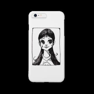 ヤノベケンジアーカイブ&コミュニティのヤノベケンジ《サン・シスター》 Smartphone cases