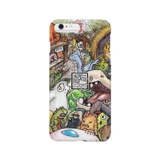 Monster Matsuri Part.1 Smartphone cases
