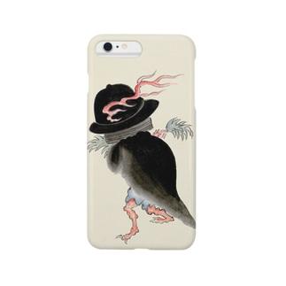百鬼夜行絵巻 釜の付喪神(鳴釜)【絵巻物・妖怪・かわいい】 Smartphone cases