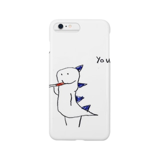 喫煙怪獣 Smartphone cases