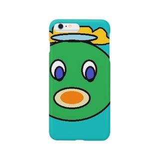 かっぱの川流れ Smartphone cases
