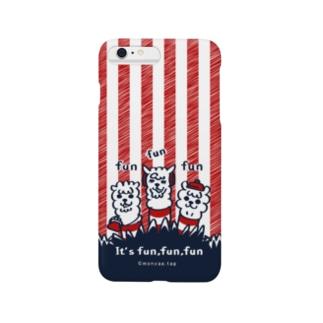 It'funfunfun【3】iPhone 6s pulse 6pulse用  スマートフォンケース