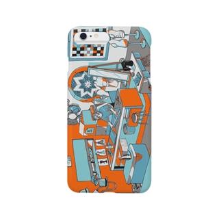 洋裁部屋 Smartphone cases