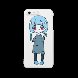 dorima-の水色担当(推し)のキャラ Smartphone cases