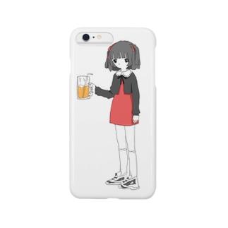 陰キャおんな Smartphone cases