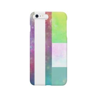 タテタテ ヨコヨコ Smartphone cases