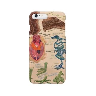 恐竜の痕跡グッズ Smartphone cases