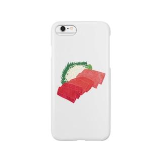 3種盛り Smartphone cases