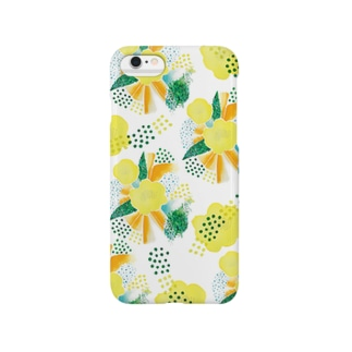 yellow_flower Smartphone cases