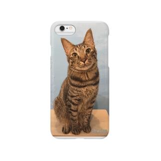 こんぶちゃん Smartphone cases