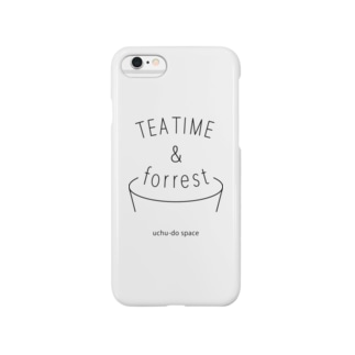 TEA TIME & forrest Smartphone cases
