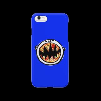 MOGUMO SHOPのpizzaboy Smartphone cases