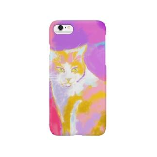 Cat's pride Smartphone cases