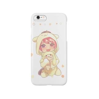 ぷんちゃんiPhoneケース Smartphone cases