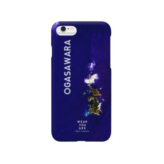 東京都 小笠原村 スマートフォンケース Smartphone cases