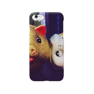 ぶー Smartphone cases