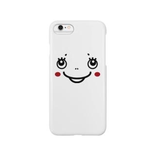 かえる? Smartphone cases
