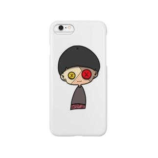 つくりもの Smartphone cases
