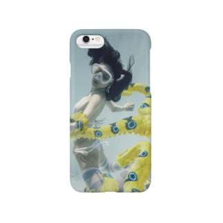 水中ニーソプラス:P93 Smartphone Case
